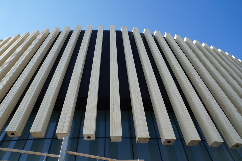 Royal Arena. Arkitekt: 3XN. Foto: Experience Ørestad