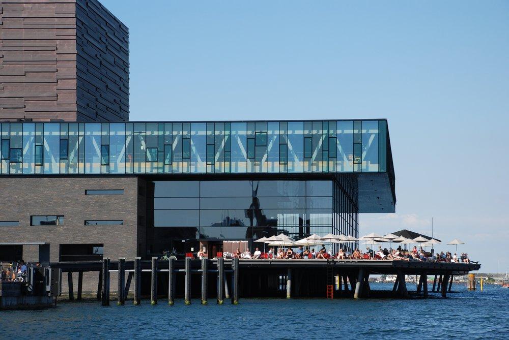Skuespilhuset: Foto: By og Havn