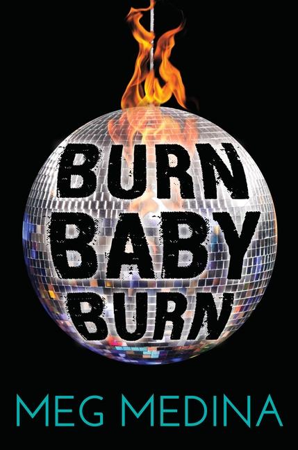 Medina Burn Baby Burn Candlewick