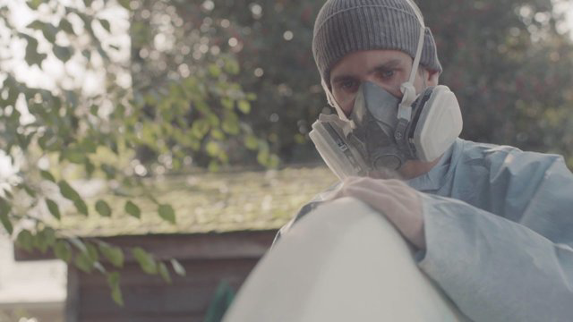 Blackfern Surfboards - Making of