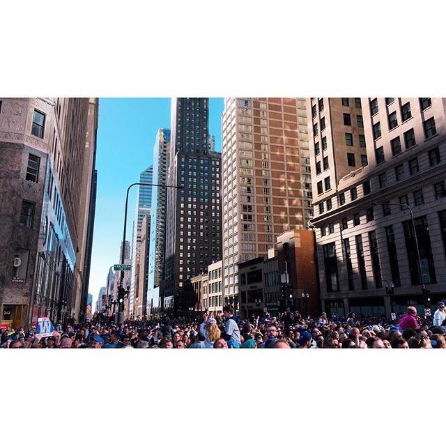 Chicago. 🏆