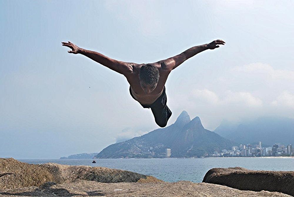 Alvaro Romano in Rio de Janeiro, Brazil.