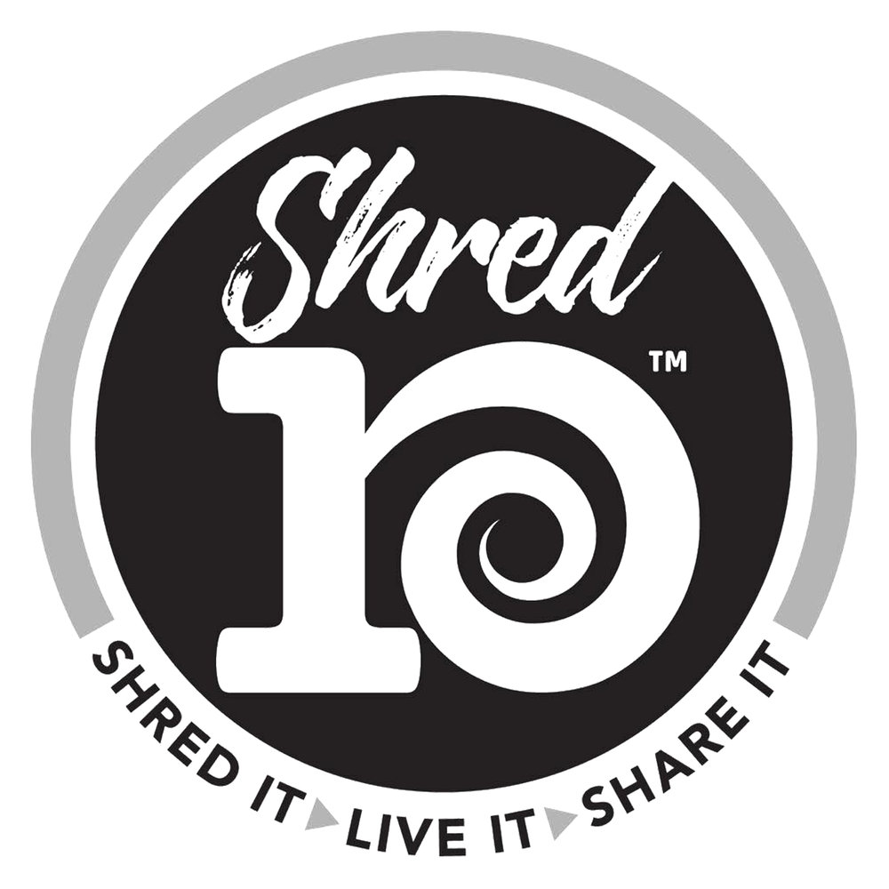 WHAT IS SHRED 10™? -