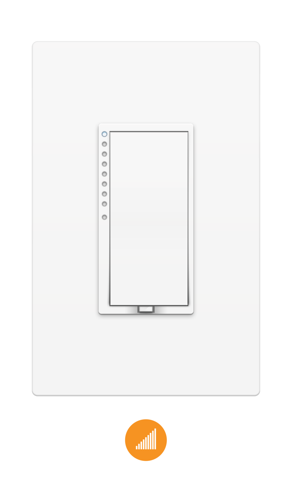 Wall Switches Insteon 3 Way Hall Light Switch Decora