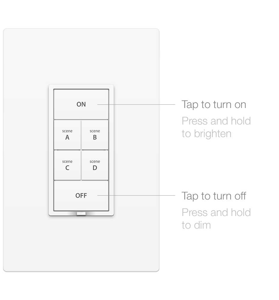 multiple light switches