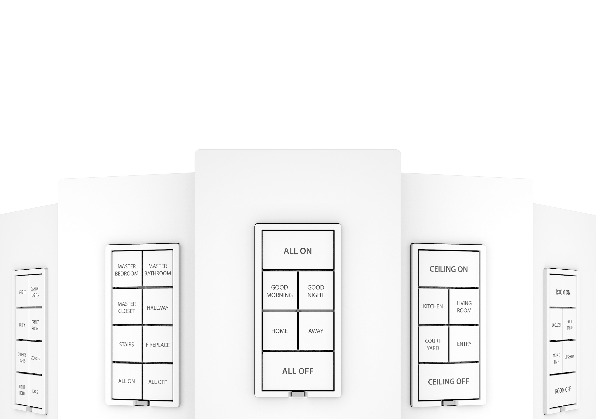 Wall Keypads Insteon Household Wiring Light Switches