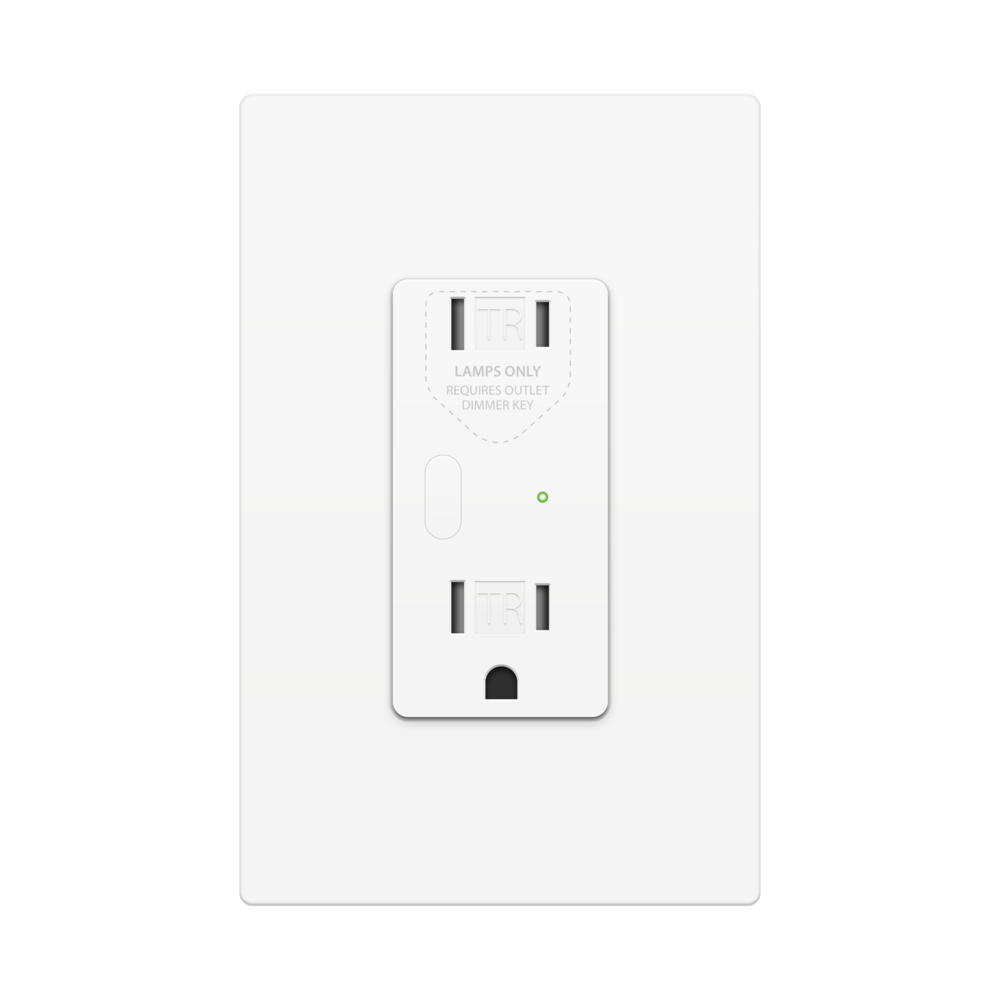 Dimmer Outlet