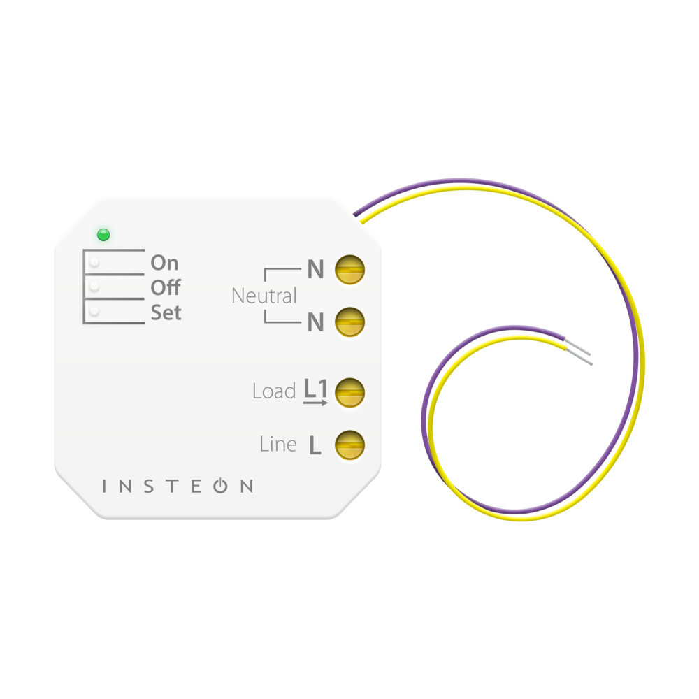 Wire In Modules Menu Insteon Wiring Leds For Dummies Micro Dimmer