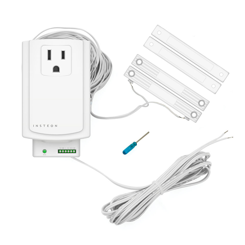 Garage Door Control Kit Insteon How Do I Wire Two Open Close Stop Switches For O Linc And Status