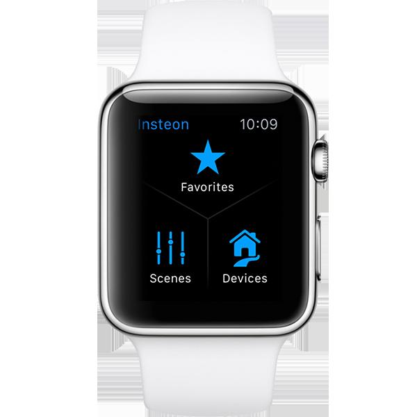 Insteon App On Apple Watch Insteon