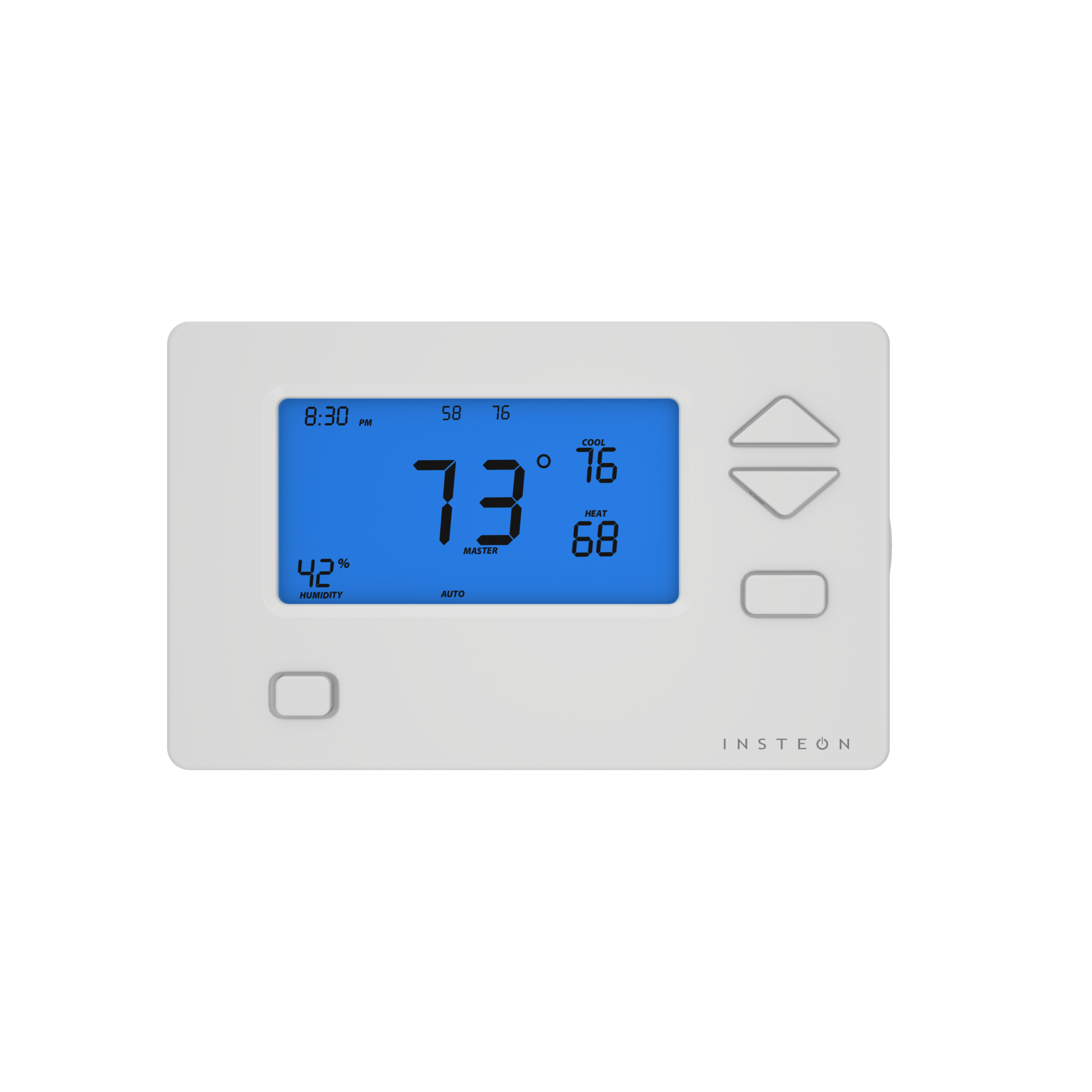 wired thermostat setup insteon rh insteon com