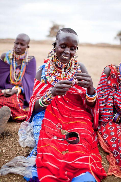 March Women: The Maasai