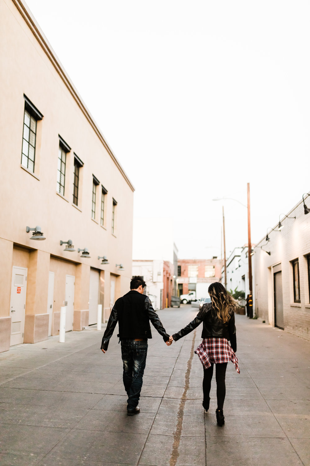 Sarah & Leonard - Colorado Street Bridge, Old Town Pasadena, CA - Engagement Session | CRM Media - Southern California Wedding Photographer & Videographer | www.crm-media.com