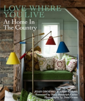 Palatial Barn  Love Where You Live: At Home In The Country, p. 172  September, 2013
