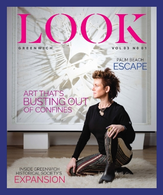 Laid-Back Manor   Greenwich LOOK,Vol 03, pg 42   SPRING  , 2016