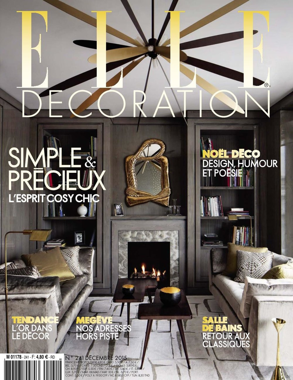 ELLE DECORATION, 2015
