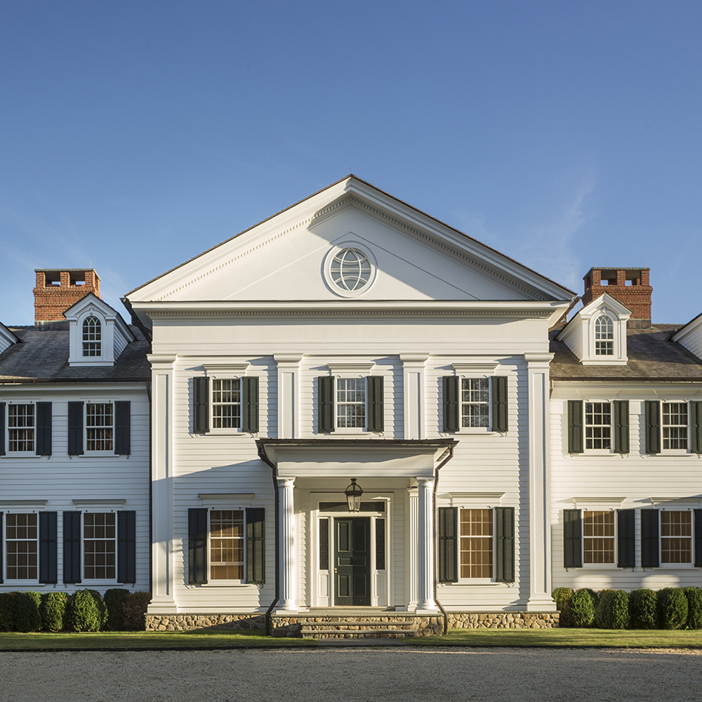 GREEK REVIVAL ESTATE