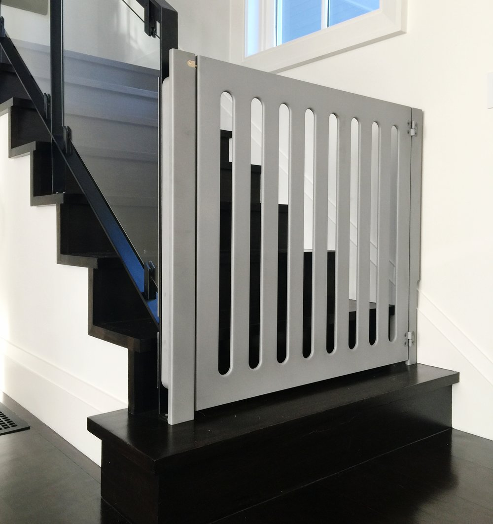 CHILD SAFETY GATES - PRIVATE RESIDENCE