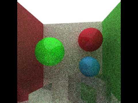 Graphics and Simulation — Bradley Crusco