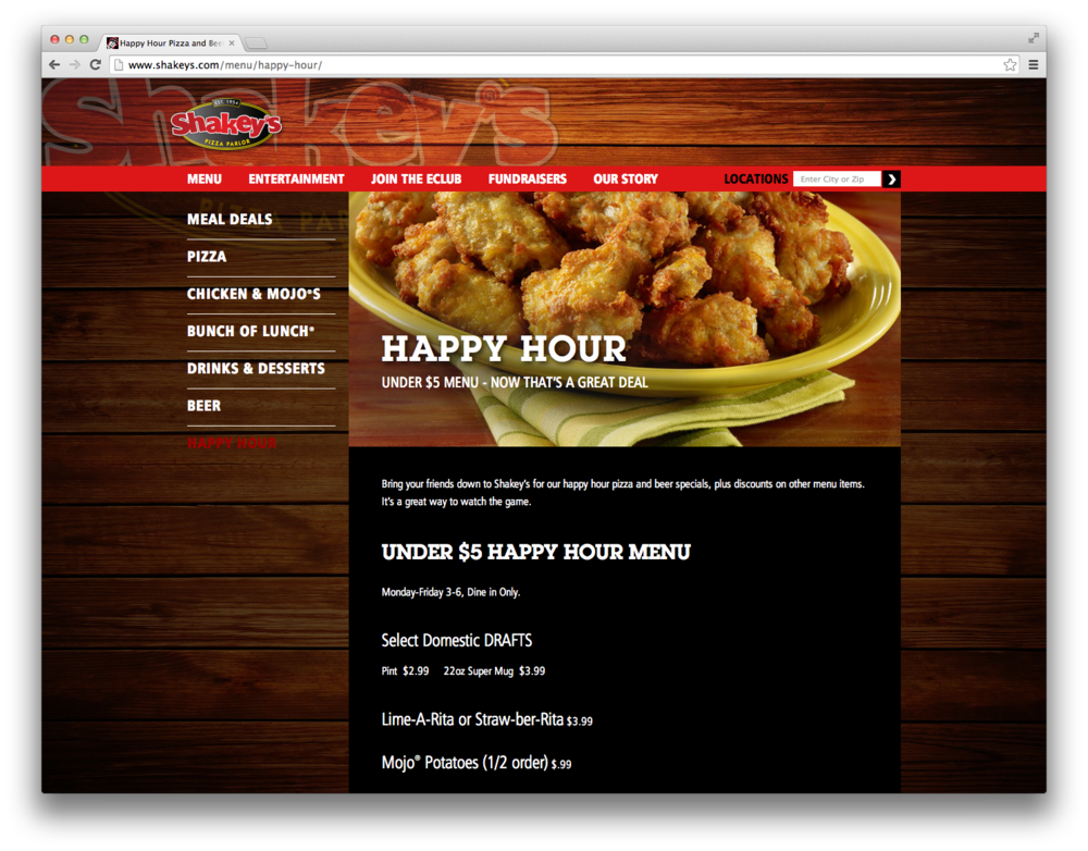 Shakeys-Browser-HappyHour