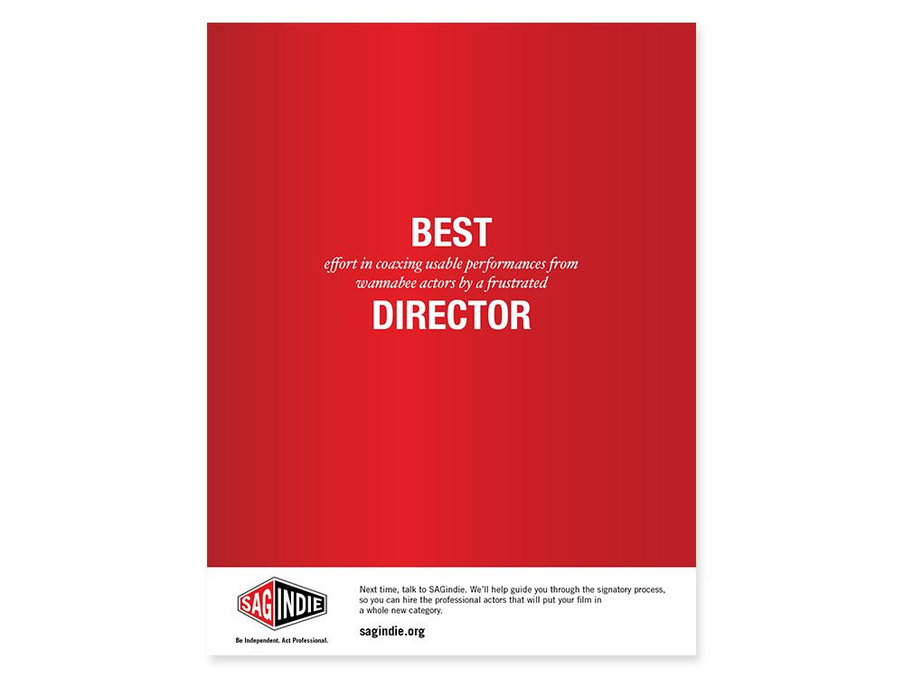SAG-Director