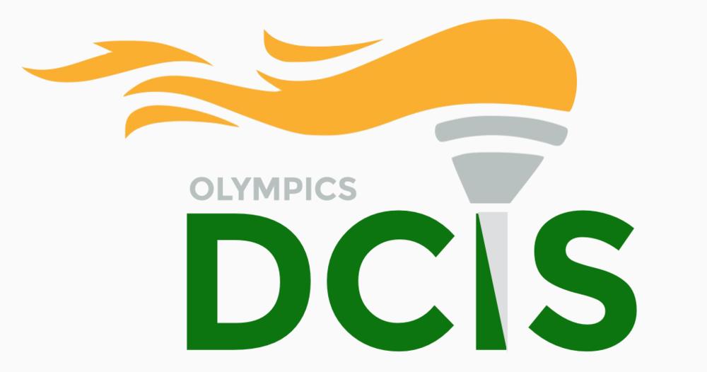 DCIS Olympics Logo