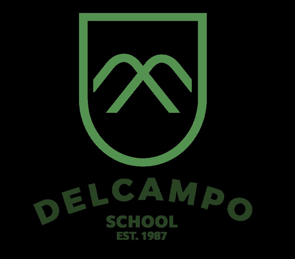 DelCampo School Logo