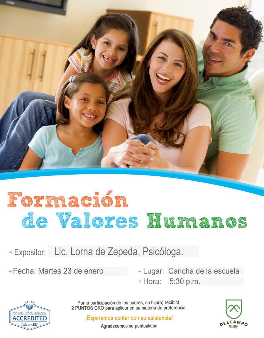 Arte Escuela Para Padres DelCampo School