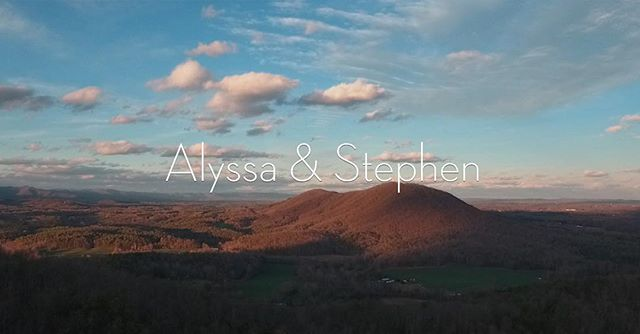 Just posted a new blog about Alyssa and Stephen's wedding! Link is in bio!