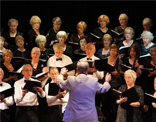Choral Choir performance