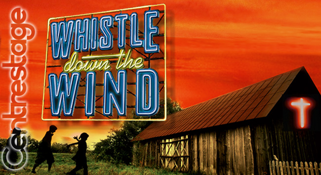 """WHISTLE DOWN THE WIND The hit Andrew Lloyd Webber musical 'Whistle Down the Wind' head to CS! Revolving around a time and place where the word teenager was invented,Swallow, a 15 year-old-girl growing up in America's deep South in the fifties, discovers a mysterious man hiding out in a barn. When she asks who he is and the first words he utters are """"Jesus Christ"""", it's as if all her prayers have been answered. Swallow and the town's other children vow to protect the stranger from the world that waits outside – the townspeople who are determined to catch a fugitive hiding it their midst. As fantasy and reality collide, Swallow is torn between the two and begins to discover who she is and where she is going. With a sweeping and epic score featuring a host of hit Lloyd Webber tunes including No Matter What and the title song Whistle Down The Wind, the show has been a worldwide smash since it's premier in 1996. A CS Performers production featuring our 8-11 MT Companies. Tickets -£10 - £14 Showtimes -Thu 16th Nov 7pm,Fri 17th Nov 7pm,Sat 18th Nov 3pm & 7.30pm,Thu 23rd Nov 7pm,Fri 24th Nov 7pm,Sat 25th Nov 3pm & 7.30pm"""