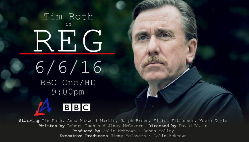 Tim Roth stars in an important drama from Jimmy McGovern. Keep your eyes peeled for our guys who where lucky enough to work on this exciting production.