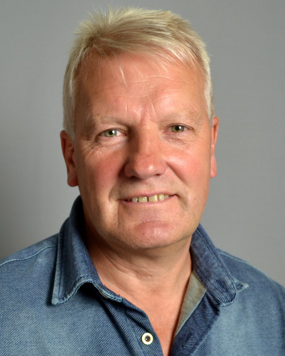 Graham Ashworth