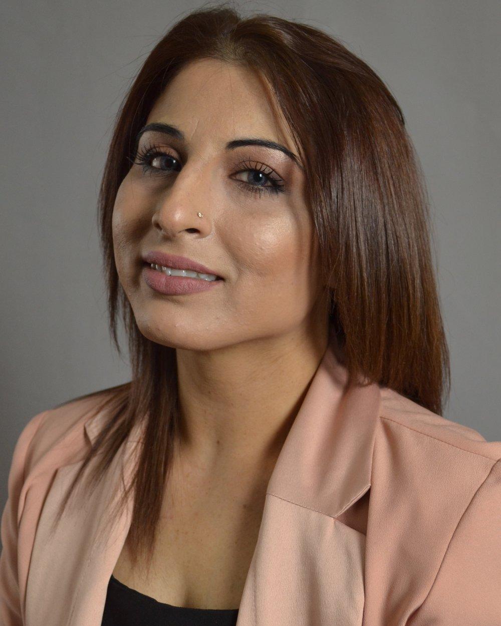 Zahida Ahmed