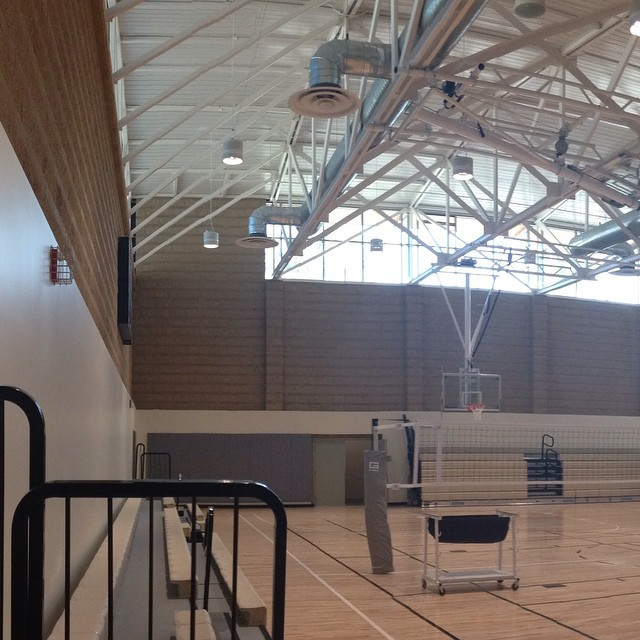 Lake Forest Sports Complex Gym