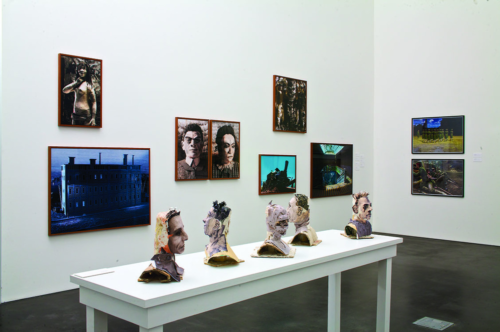 Installation view of   Jasper de Beijer   at the Museum of Contemporary Art Denver, March 14 - August 3, 2008.