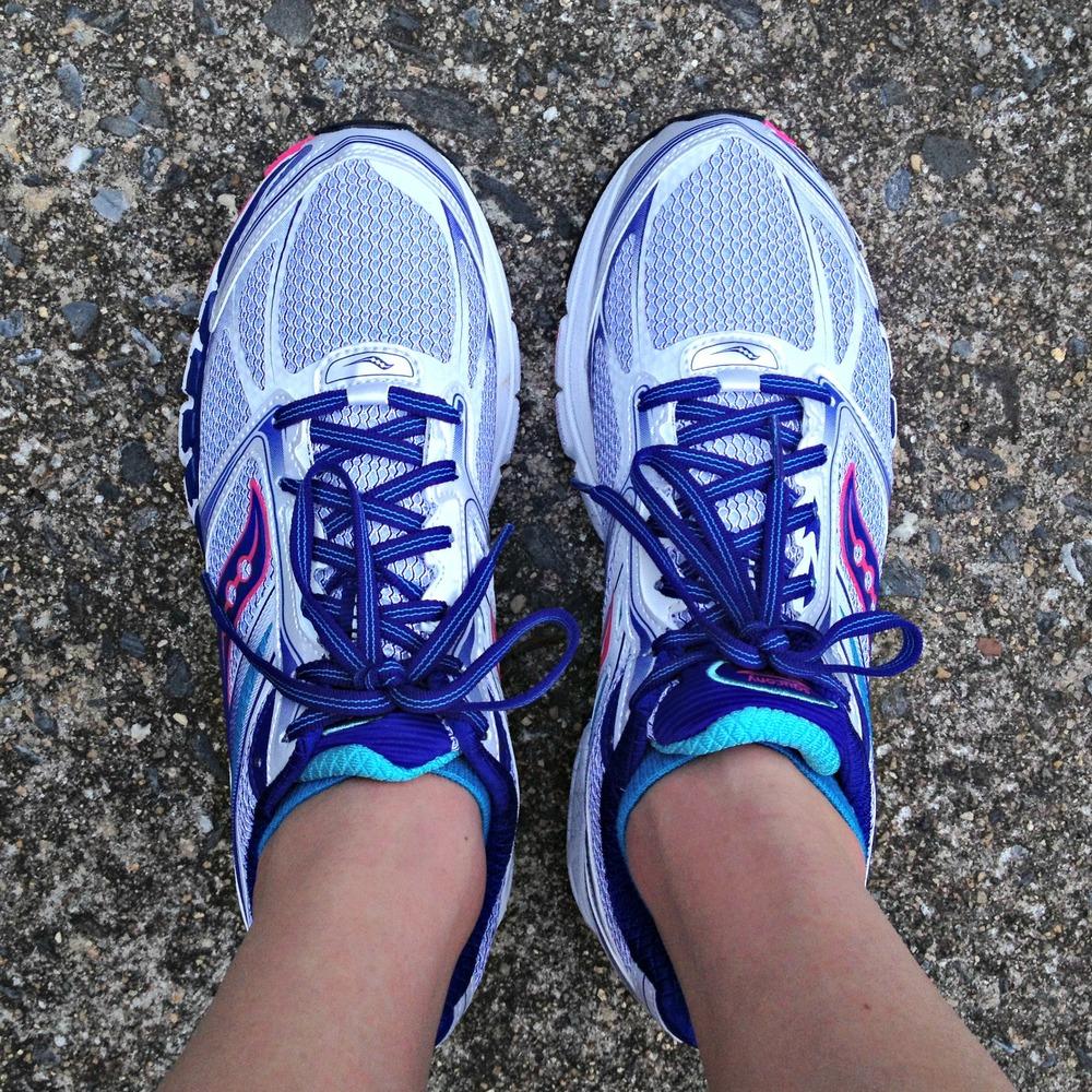 Fancy Shmancy Running Shoes.JPG