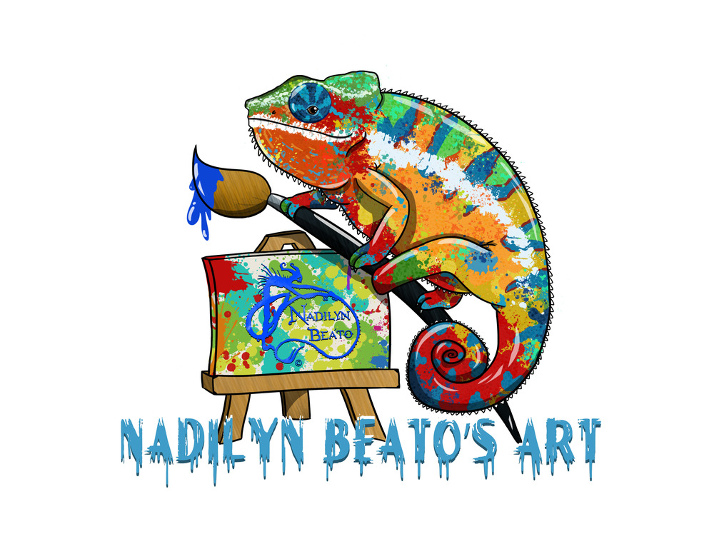 Upcoming events nadilyn beatos art business card designg reheart Image collections