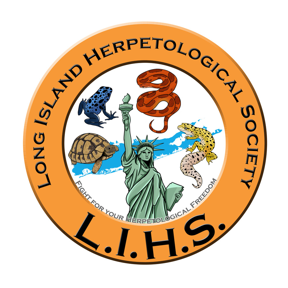 Long Island Herpetological Society Logo Design