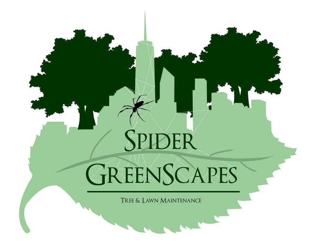 Logo Design for Spider GreenScapes