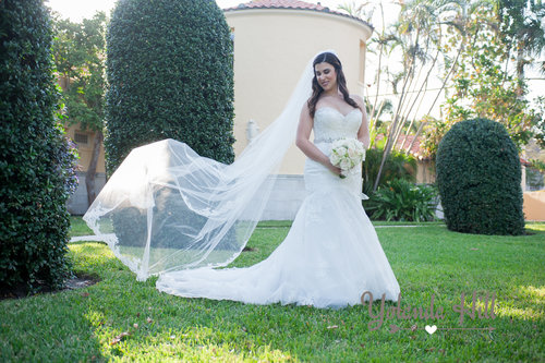Their Wedding Took Place At The Elegant Benvenuto In Boynton Beach FL I Absolutely Loved Spending Day With Stephen And Yanesys Family As They Were So