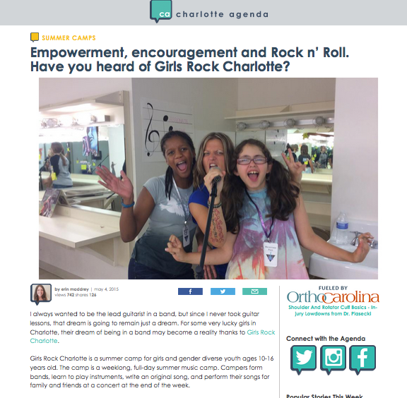 We love Erin Maddrey and her awesome article!!! Thanks, Erin. You rock! May 4, 2015