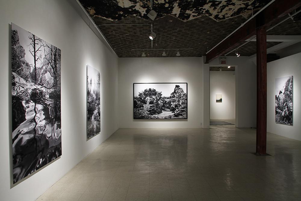Installation, Galerie Art Mûr, 2013
