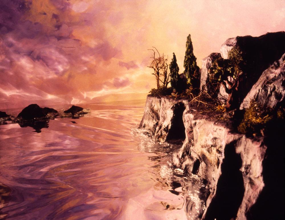 Roseate, 1999, chromogenic print, 153 x 183 cm. collection: Art Gallery of Nova Scotia