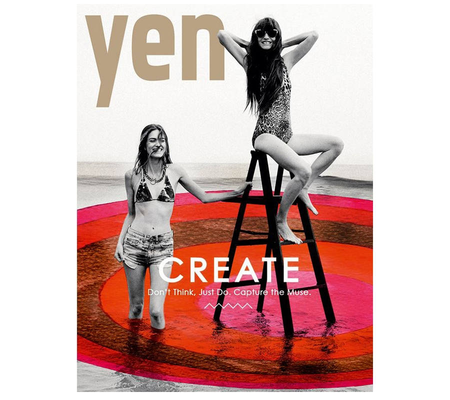 Yen Hearts! By Yen Magazine  Issue 75, Thursday 12 March, 2015