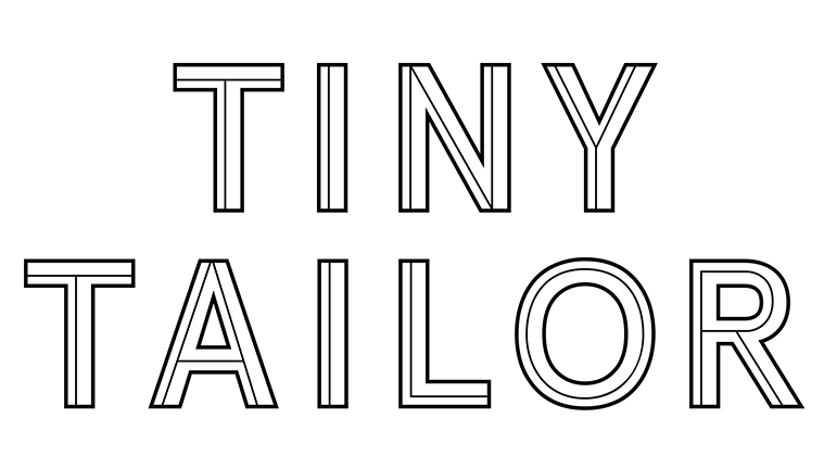 Tiny Tailor  10 Bartley Street, Chippendale, Sydney Web:  www.tinytailor.com.au