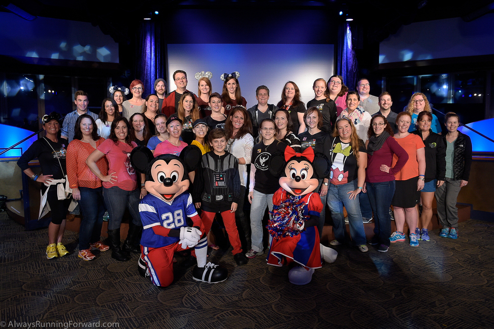 Thanks Cigna! Photo Credit: Cigna/Disney