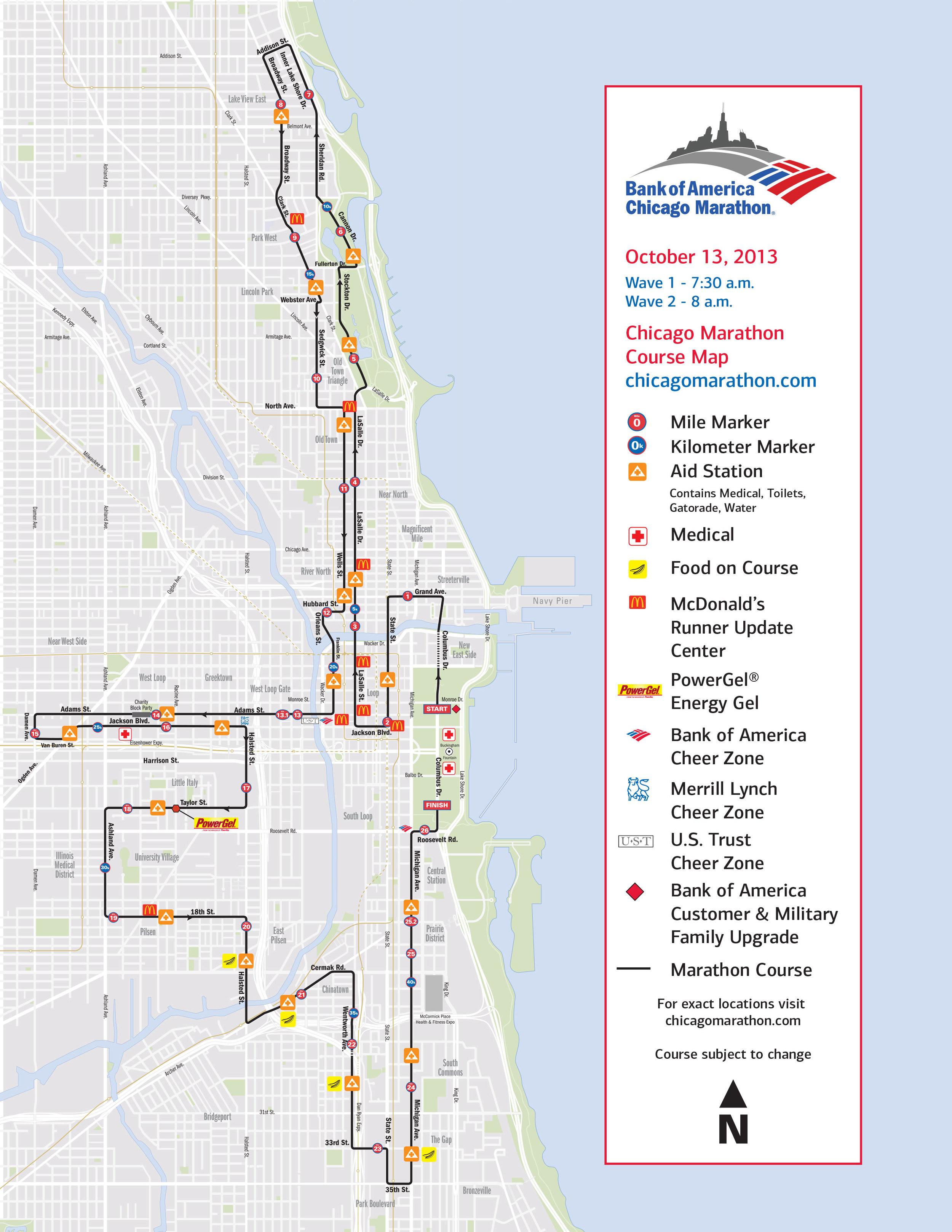 Chicago Marathon Things to Know Always Running Forward