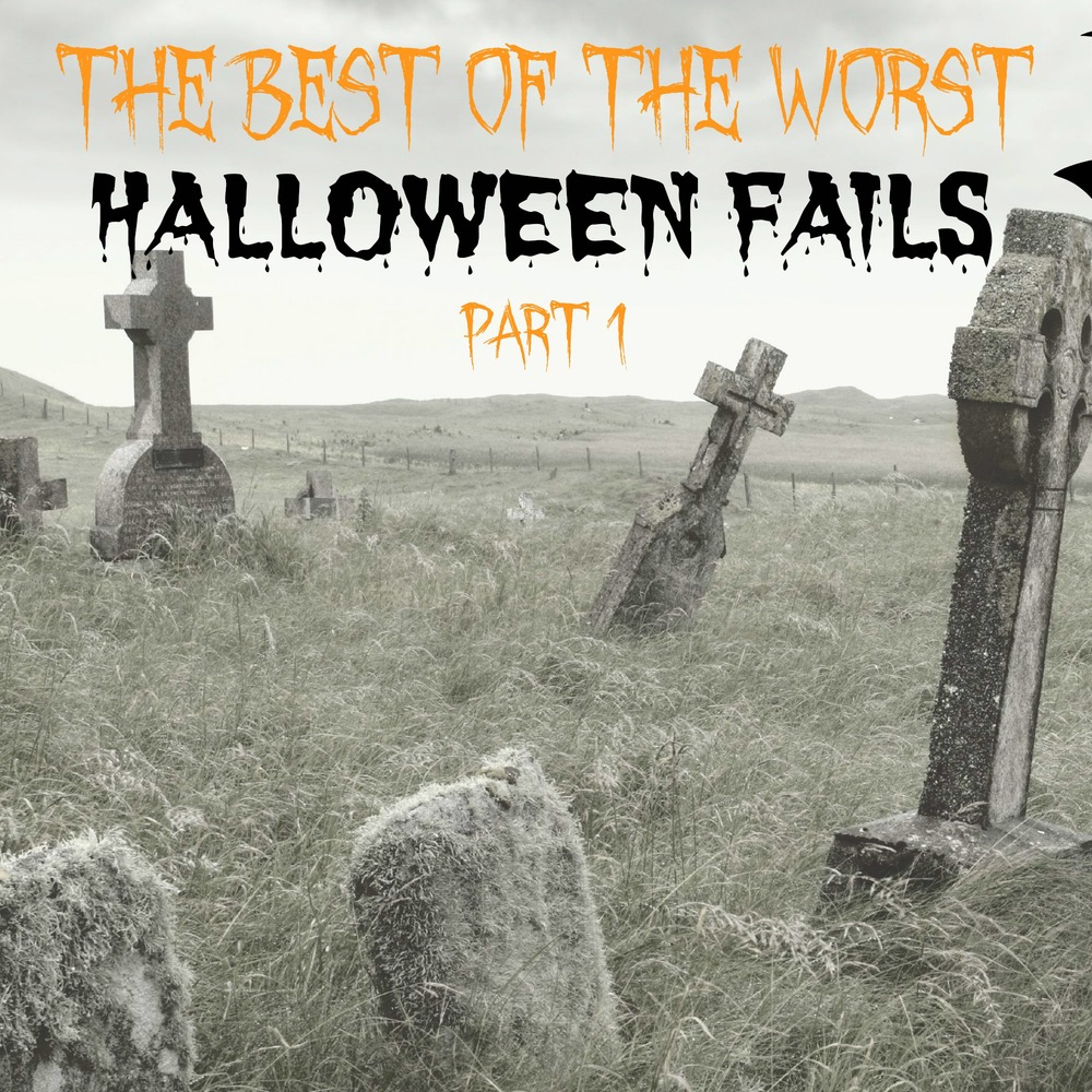 HALLOWEEN FAILS