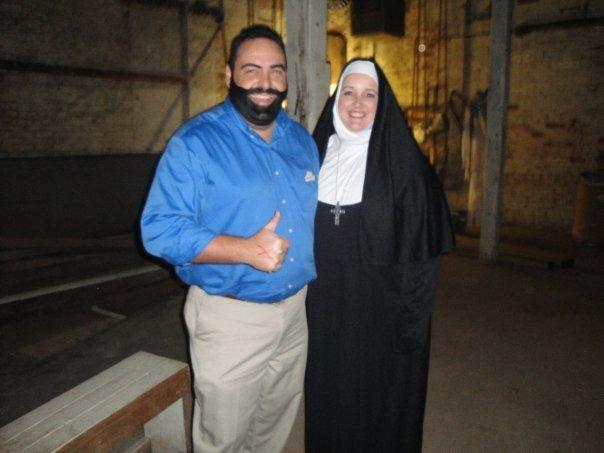 Billy-Mayes-Nun